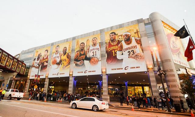 Quicken Loans Arena Cleveland