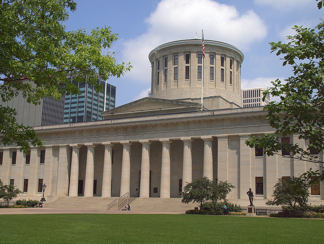 Ohio State Capitol building