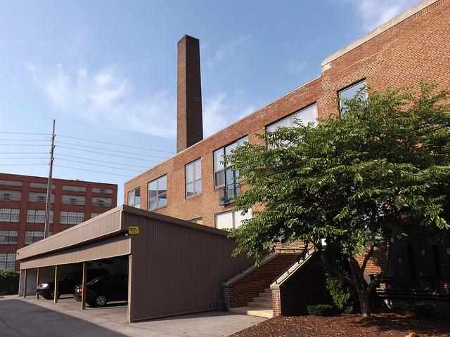 Ohio factory redevelopment