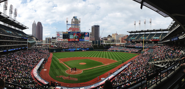 Cleveland Indians at Progressive Field